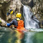 Canyoning in Aspromonte