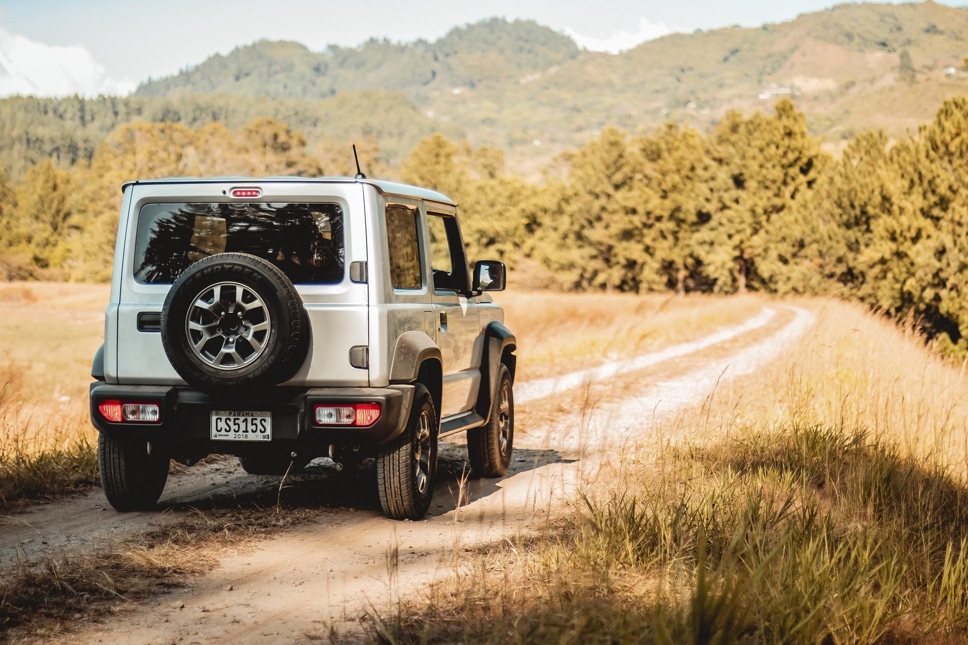 Jeep tour in Sila