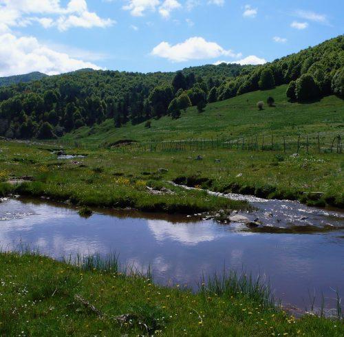 Ciclo-trekking purificante